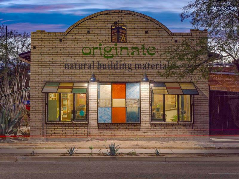 Fanbank member Originate Natural Building Materials