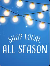 Fanbank theme Shop Local All Season