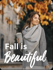 Fanbank theme Fall is Beautiful