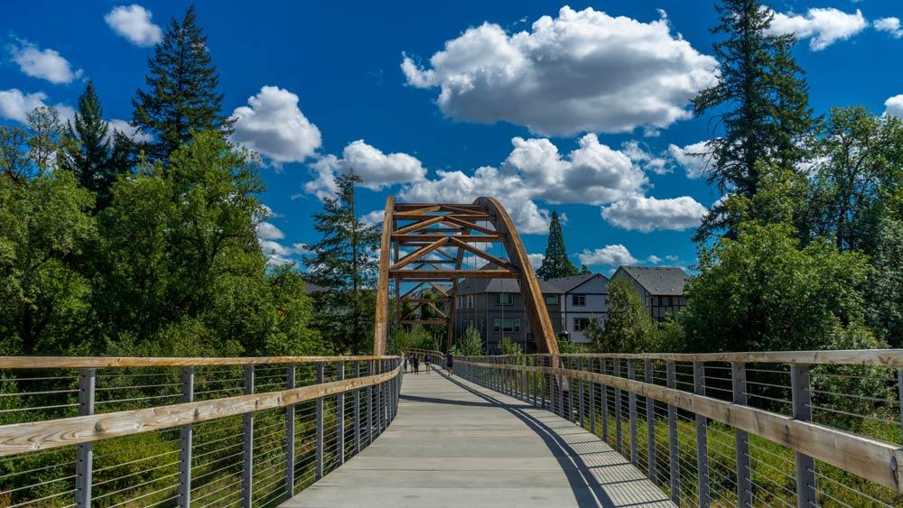Orenco Woods Nature Park, Hillsboro, Oregon