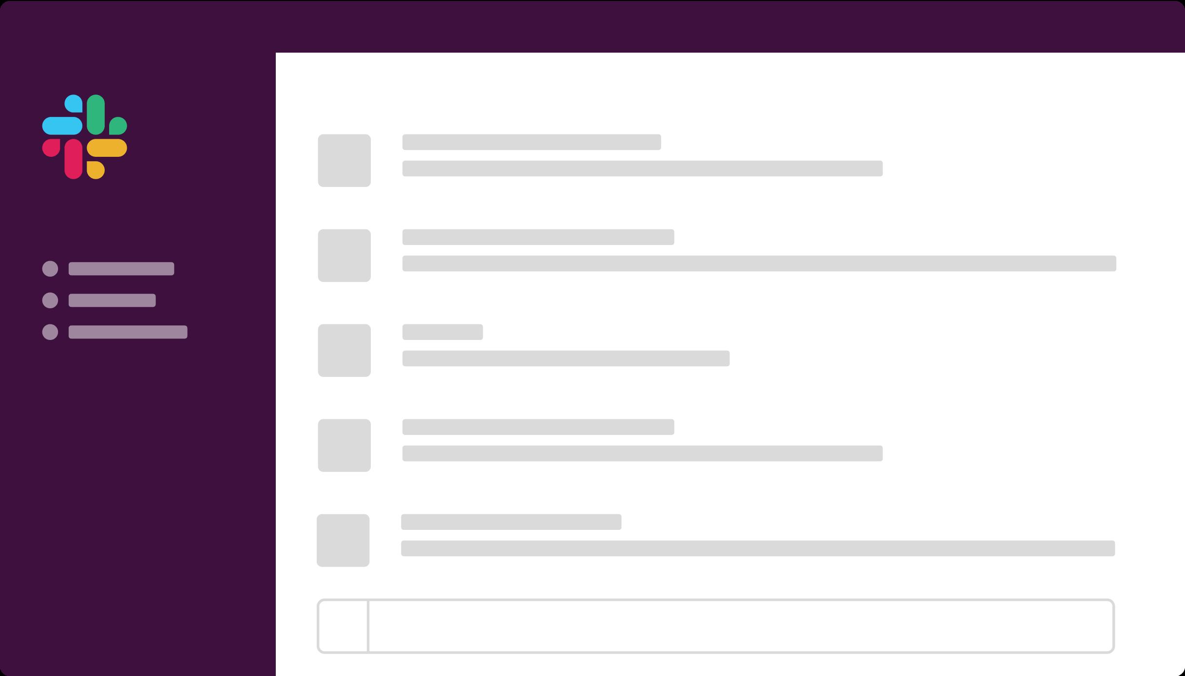 Slack in browser