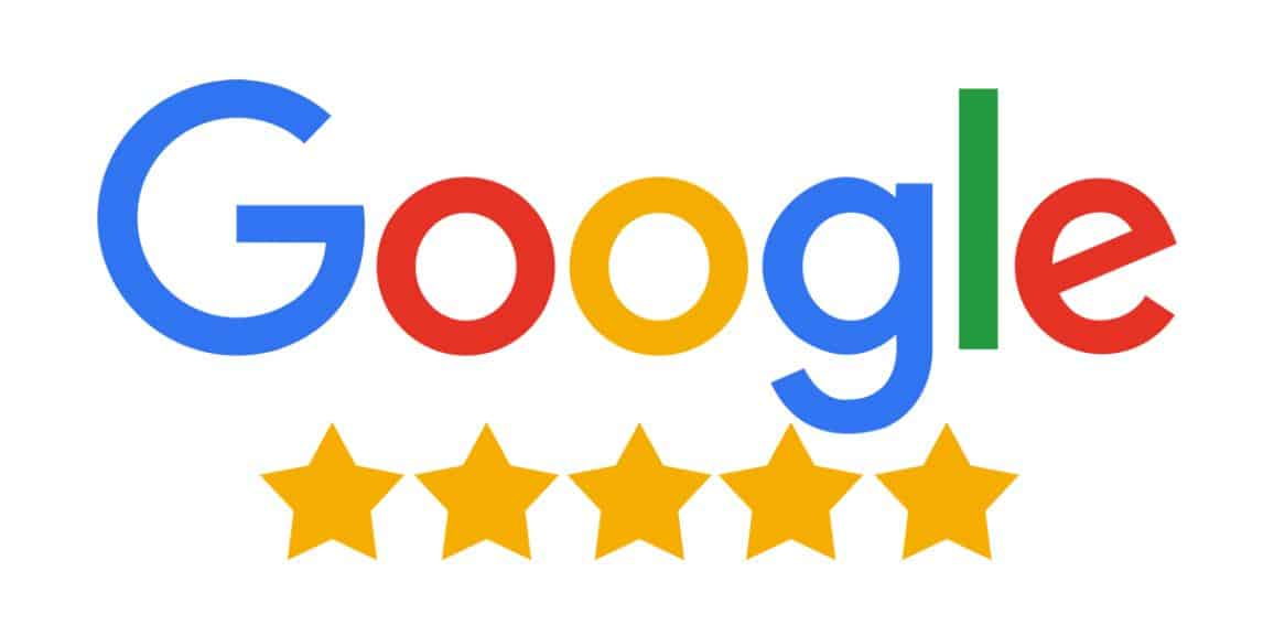 Google 5-star reviews