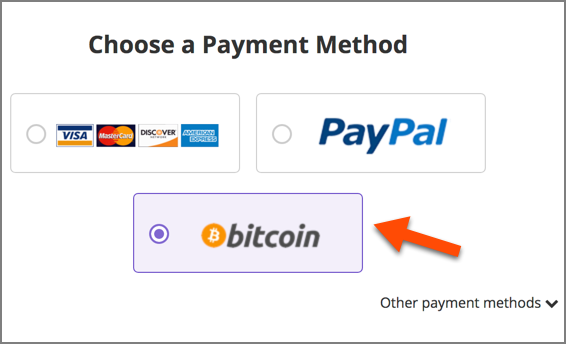 Bitcoin is a means of payment, just like cash
