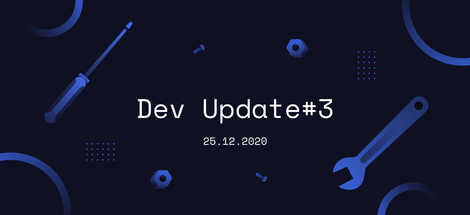 Nimera Weekly Development Report 25.12.2020