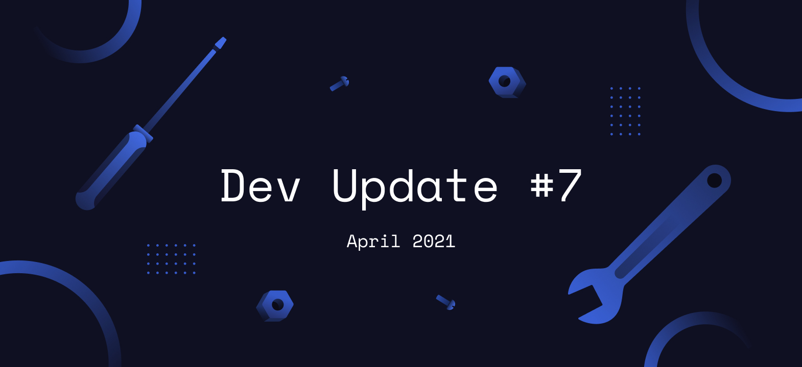 Nimera Develpment Update: April