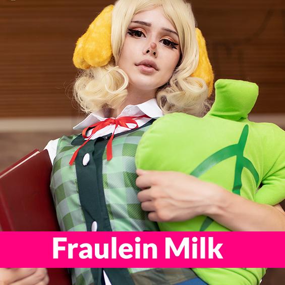 Fraulein milk