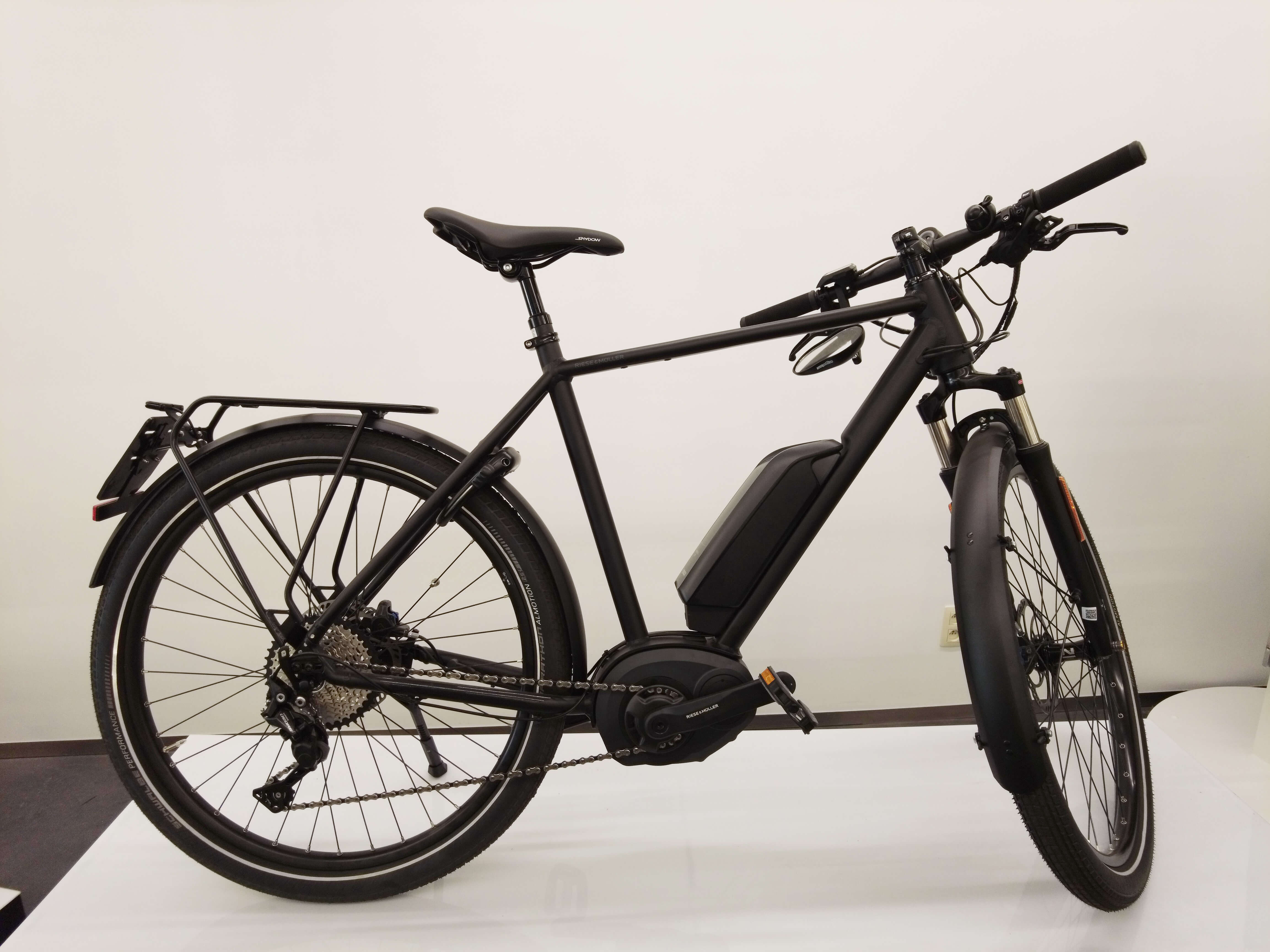 Riese & Muller Roadster GT touring HS nu €3300
