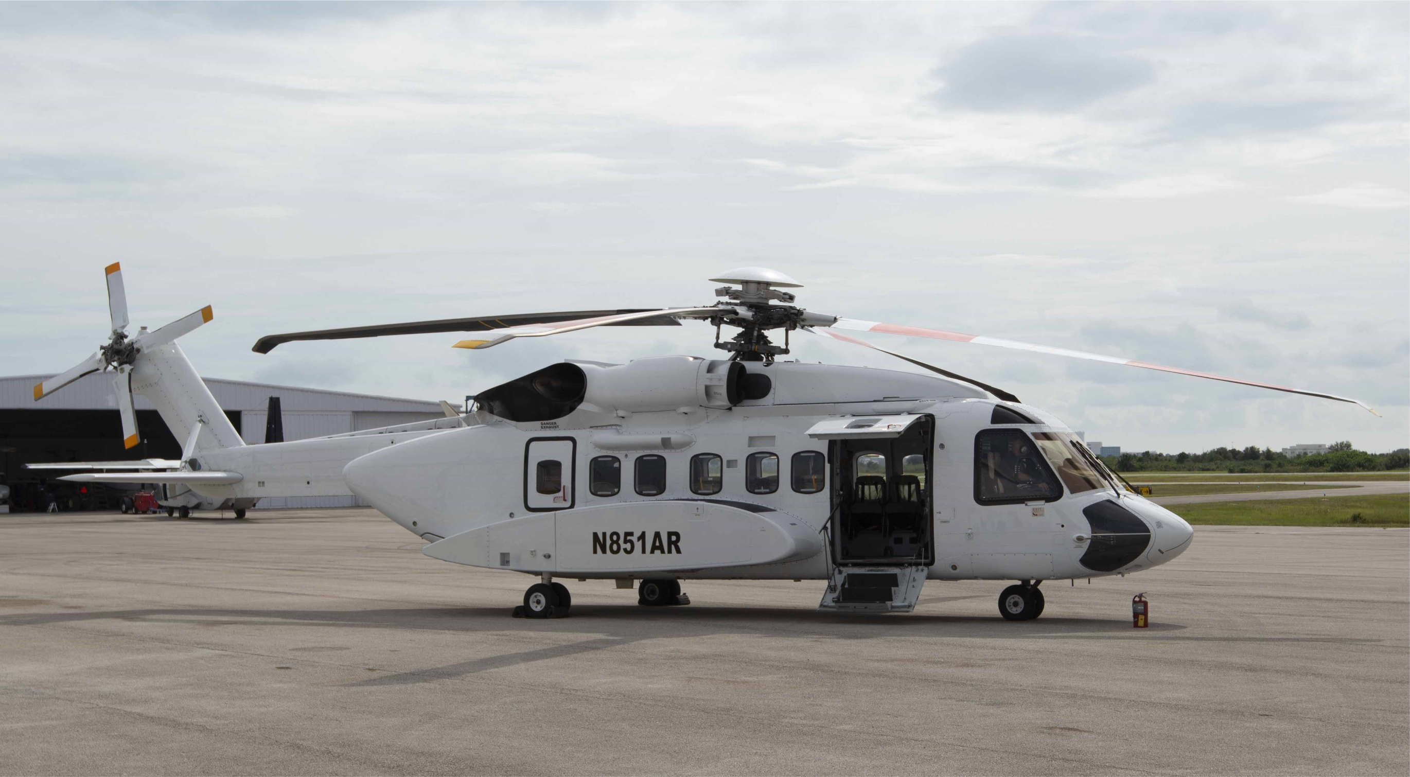 Sikorsky S-92A (Utility)