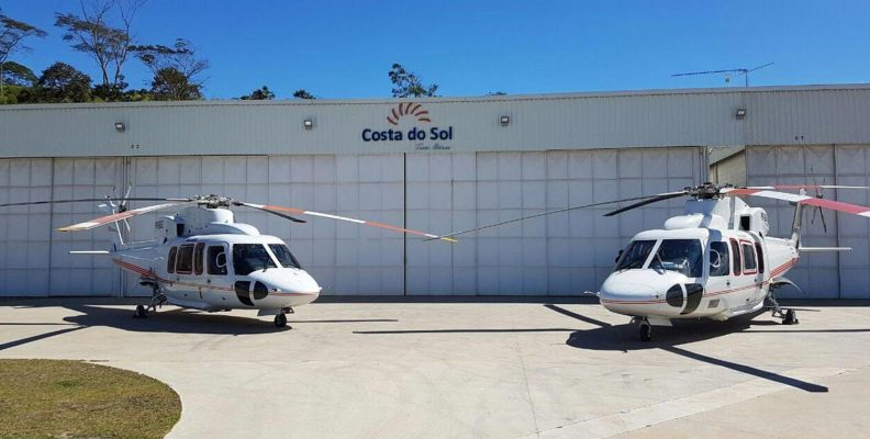 CDS expands fleet with helicopters from Lobo