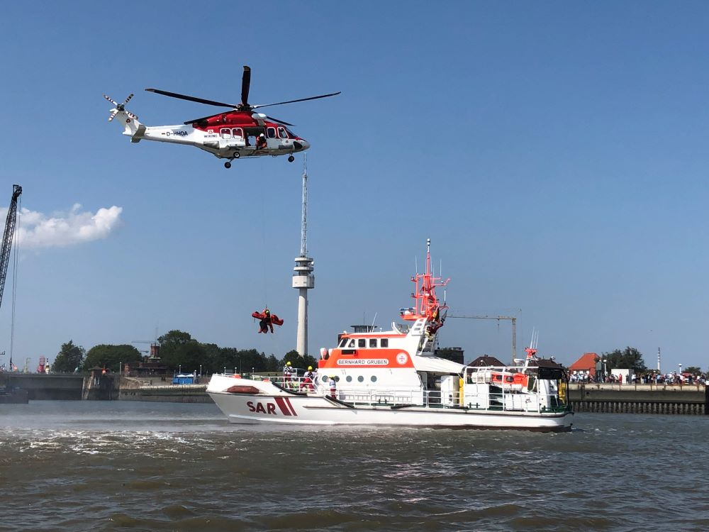 The civilian SAR mission has traditionally been delivered by the military. A few countries have commercialised their SAR operations (e.g. UK, Ireland and Norway). A wider global trend towards commercialisation of SAR services has been long expected but has not yet developed. Perhaps post-pandemic pressure on government defense budgets might push more countries towards commercialising SAR services.