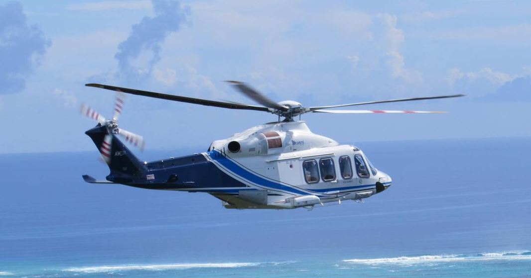 Lobo Leasing announced today the closing of a sale and leaseback transaction for four AgustaWestland AW139 medium twin-engine helicopters with Portugal-based Omni Helicopters International S.A. (OHI).