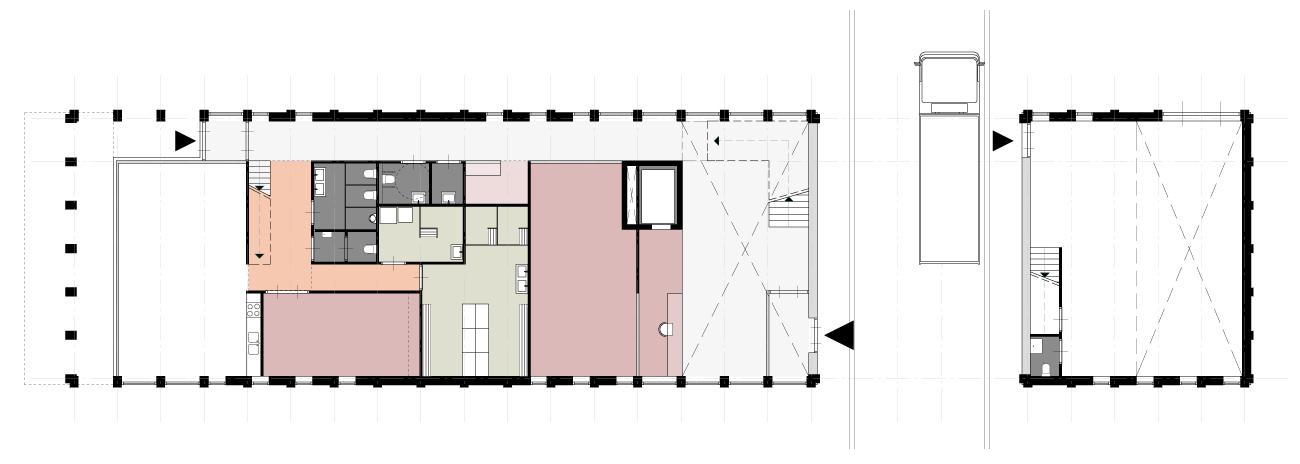 SVP_Utrecht_Poortgebouw_Rioolwaterzuiveringsinstallatie_kantoorgebouw_plattegrond_begane_grond