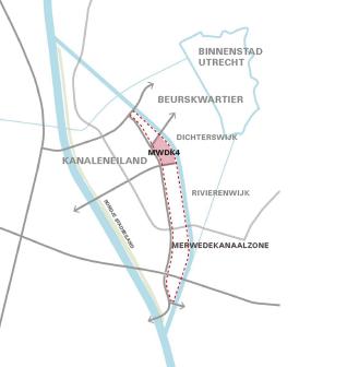 SVP_Voormalig_defensieterein_de_nieuwe_defensie_Utrecht_School_concepttekening_stedenbouwkundig_plan
