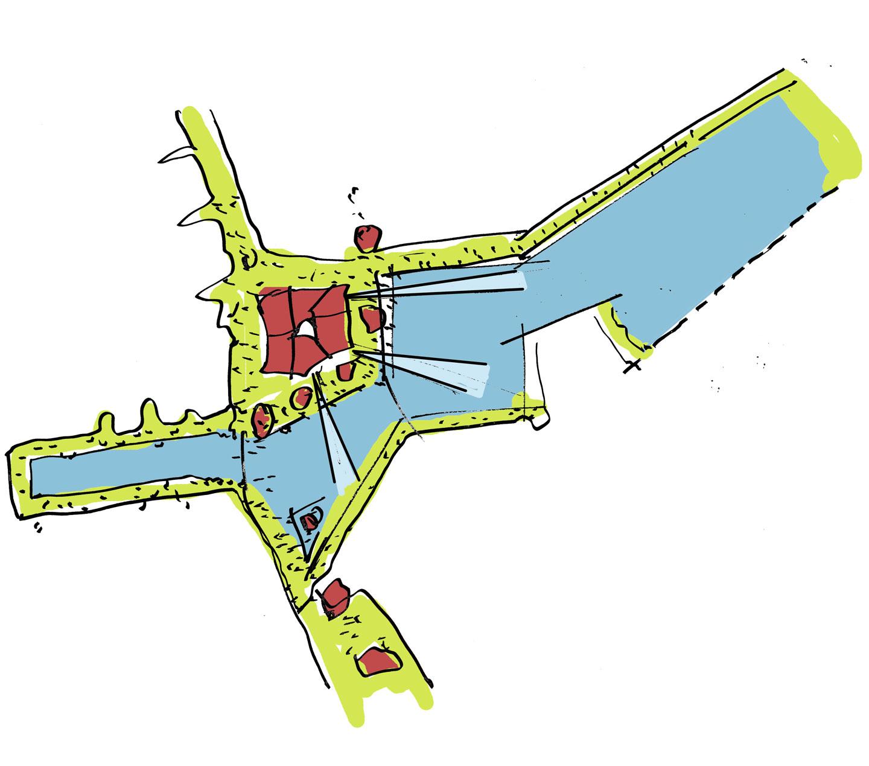 SVP_Groote_wielen_den_bosch_stedenbouwkundig_plan_schets_concept