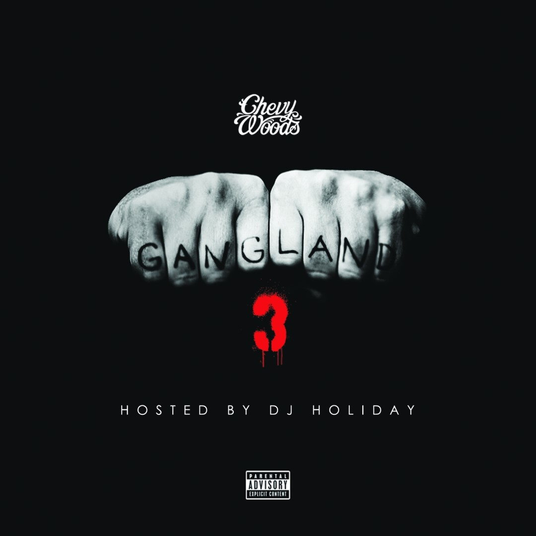 Gangland 3 Cover