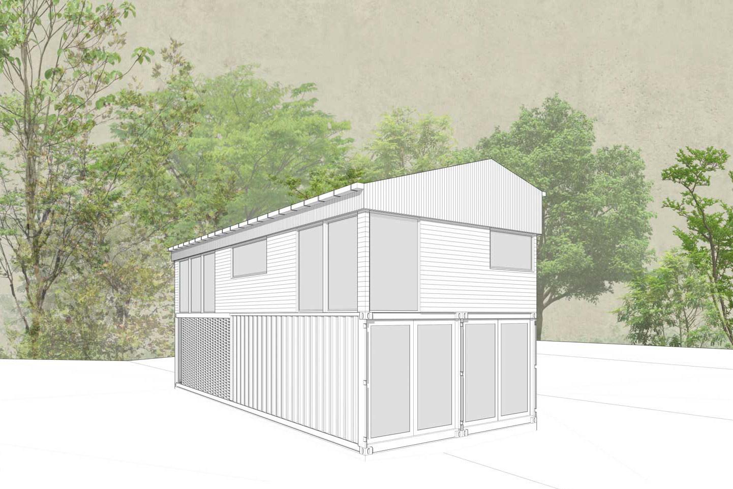 de kooning home 1 by Architecture Design Studio