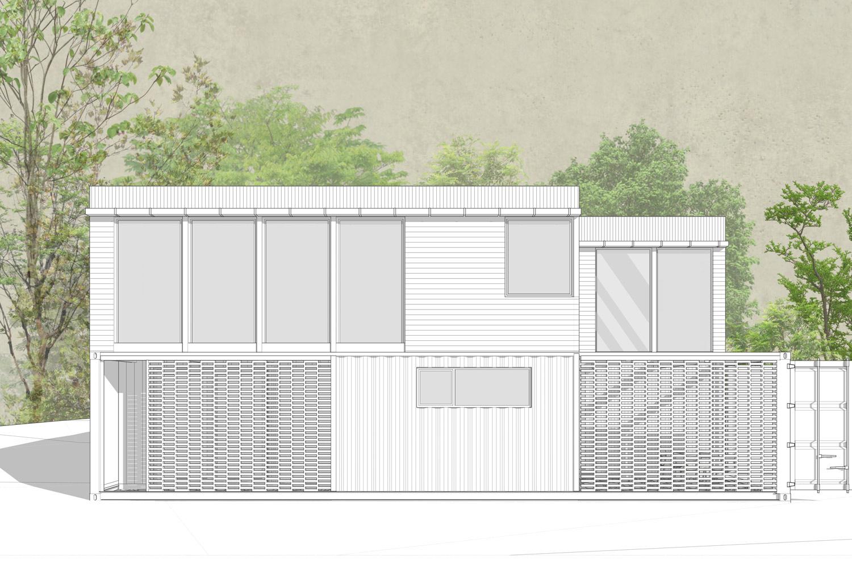 de kooning home 2 by Architecture Design Studio