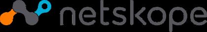 Logo of Netskope, a partner of Refactr