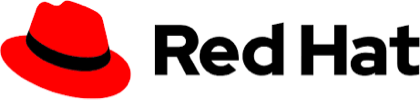 Logo of Red Hat, a partner of Refactr