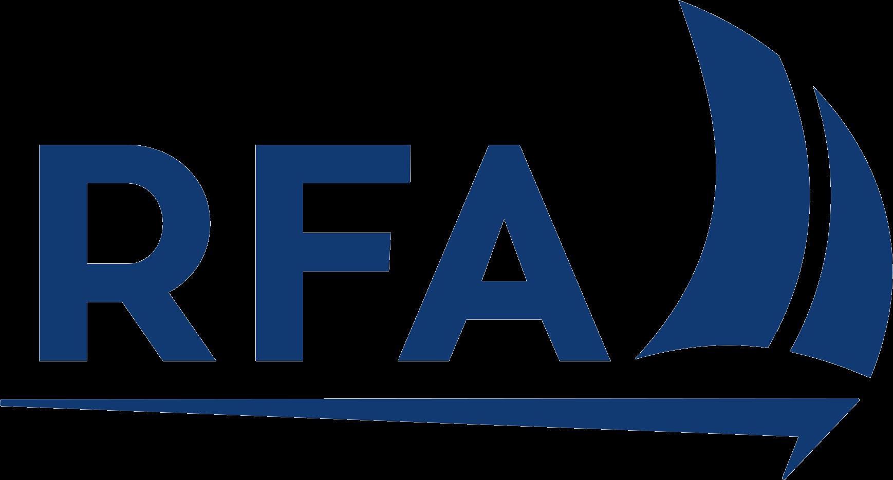 Logo of RFA, a customer of Refactr