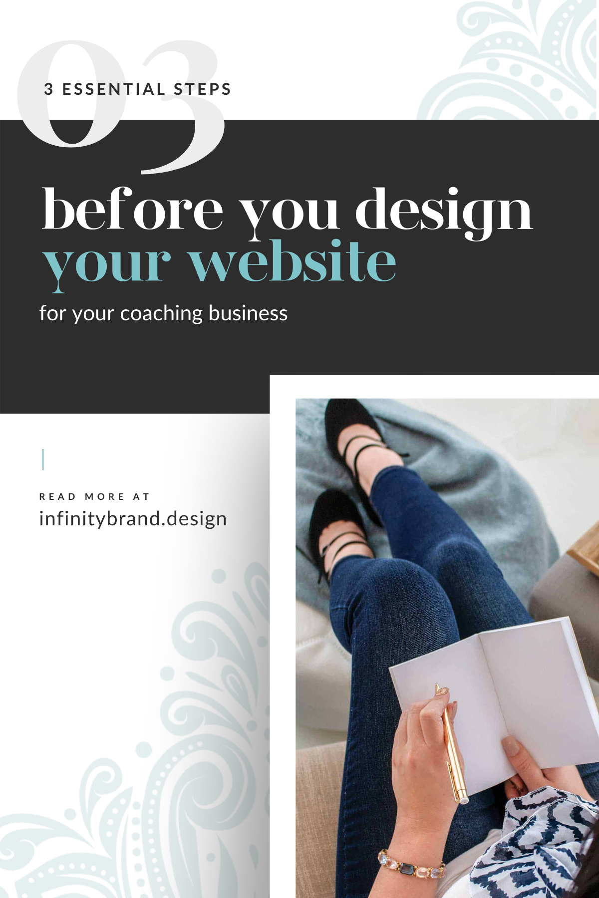 Having a strategy in place before you embark on your new website can prevent wasting thousands of dollars replicating an existing website and making the same mistakes. In this post, you'll learn the 3 important questions you need to answer before spending a dime on your new website.