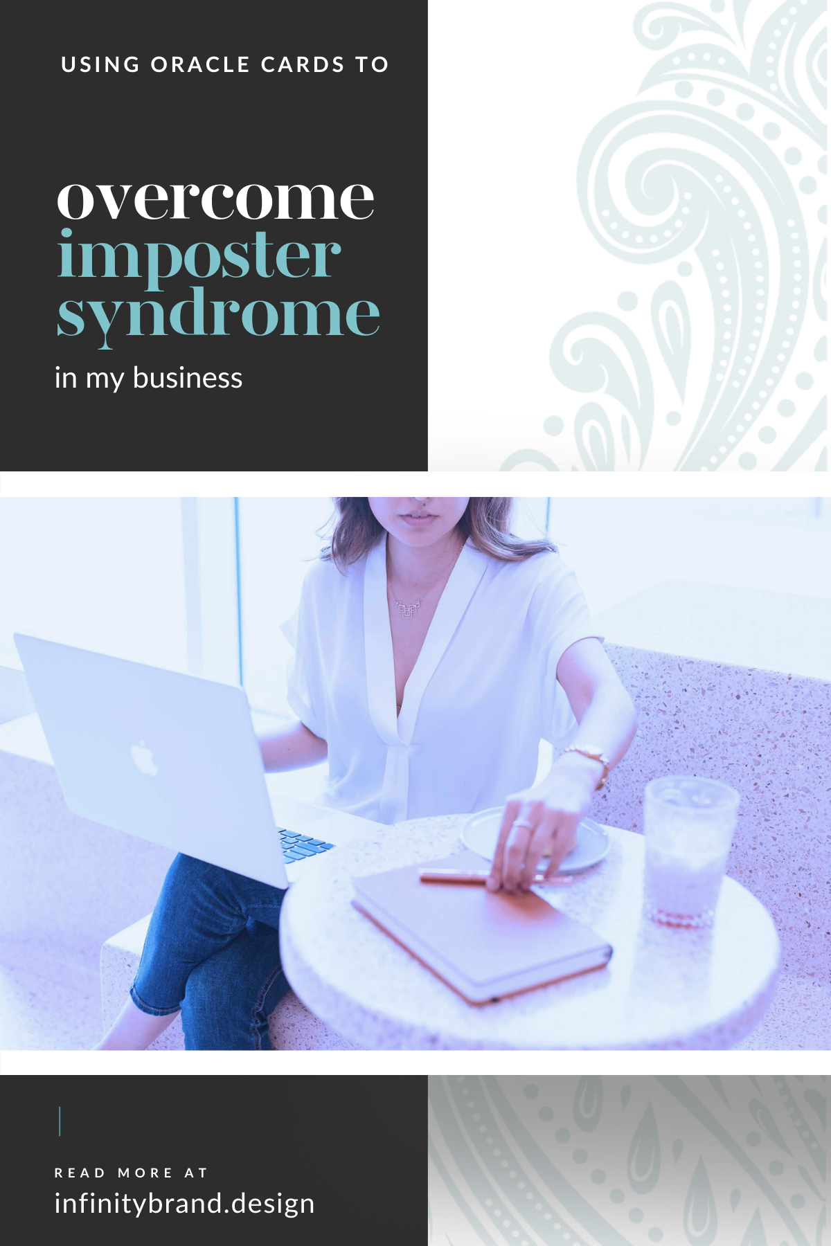 70% of high-achievers, including coaches, suffer from imposter syndrome at some point in their business. Read on to learn about how I use Oracle cards in my business... and how I unknowingly discovered a valuable tool to help overcoming my own battle with imposter syndrome.