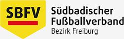 Logo Südbadischer Fußballverbund Bezirk Freiburg