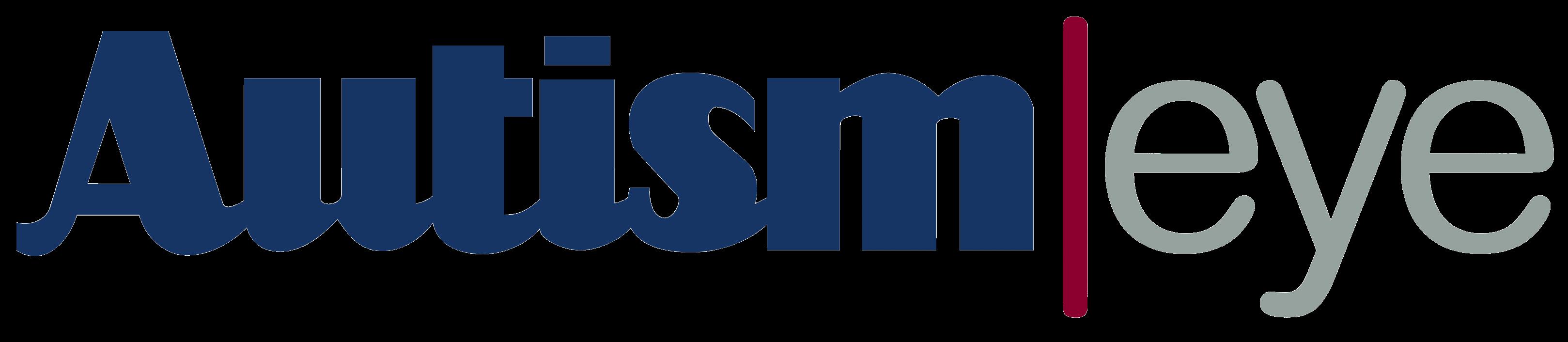 Autism eye logo