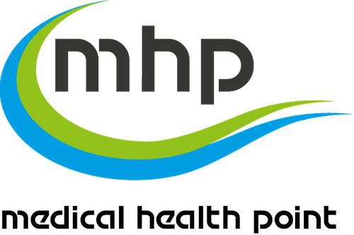 Logo of the Medical Health Point GmbH