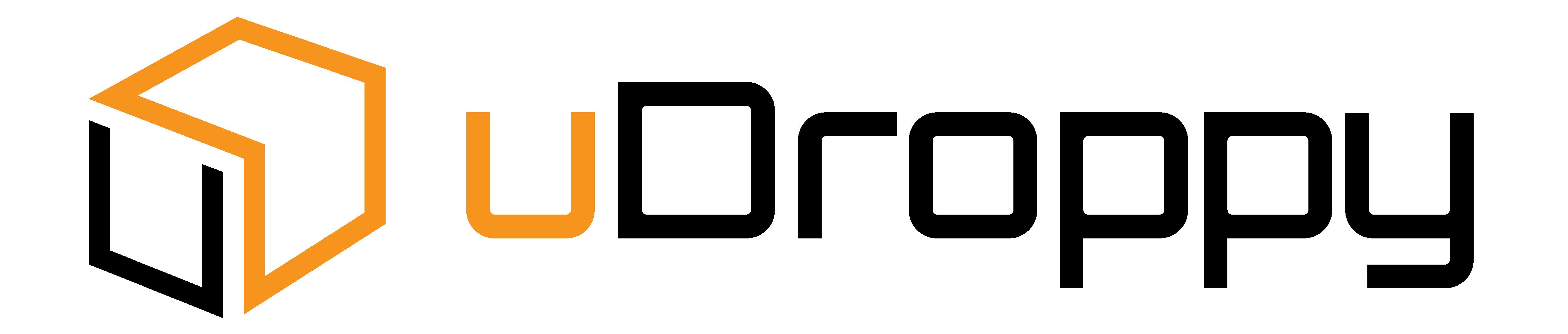 uDroppy Logo