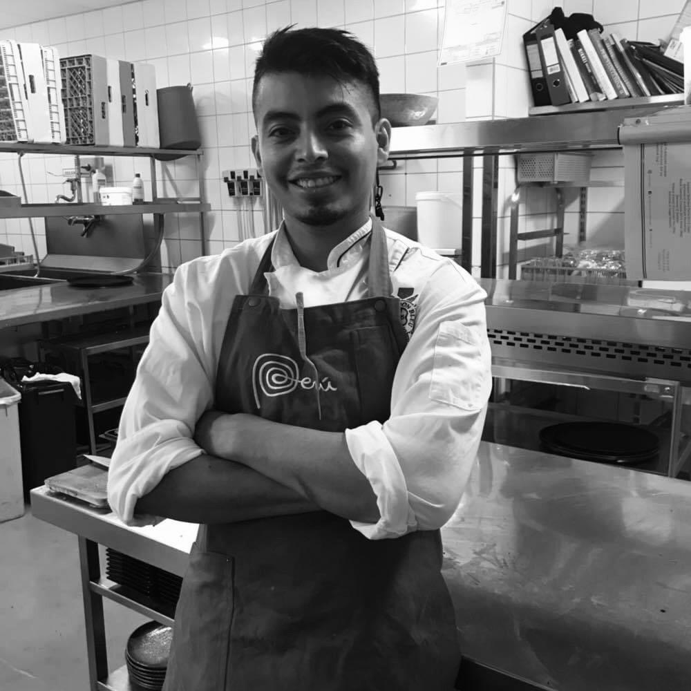 Cristian Villegas, Head Chef