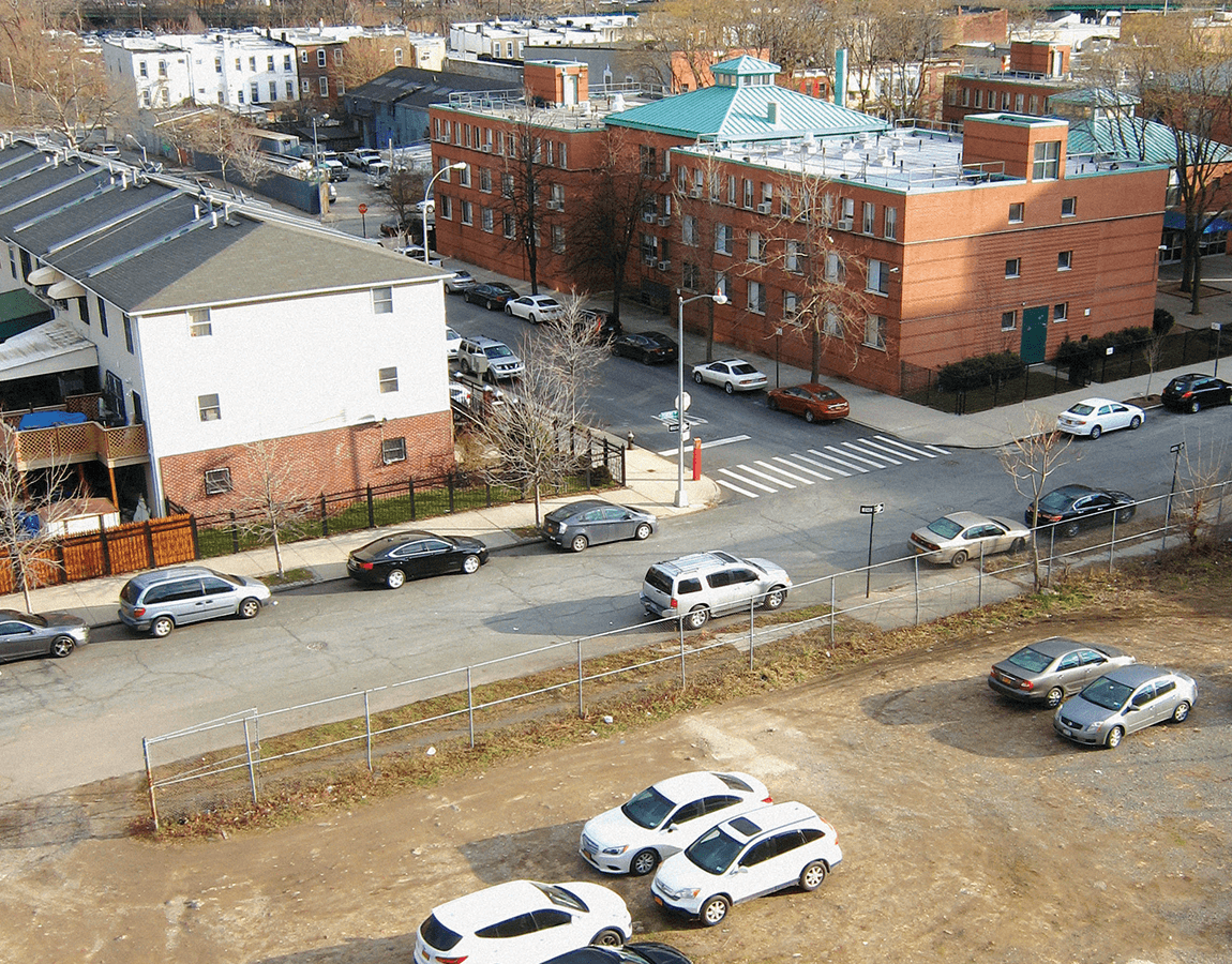 351 Powers Avenue Site