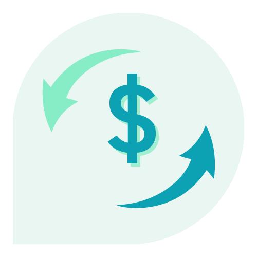 Money Flow & Fees