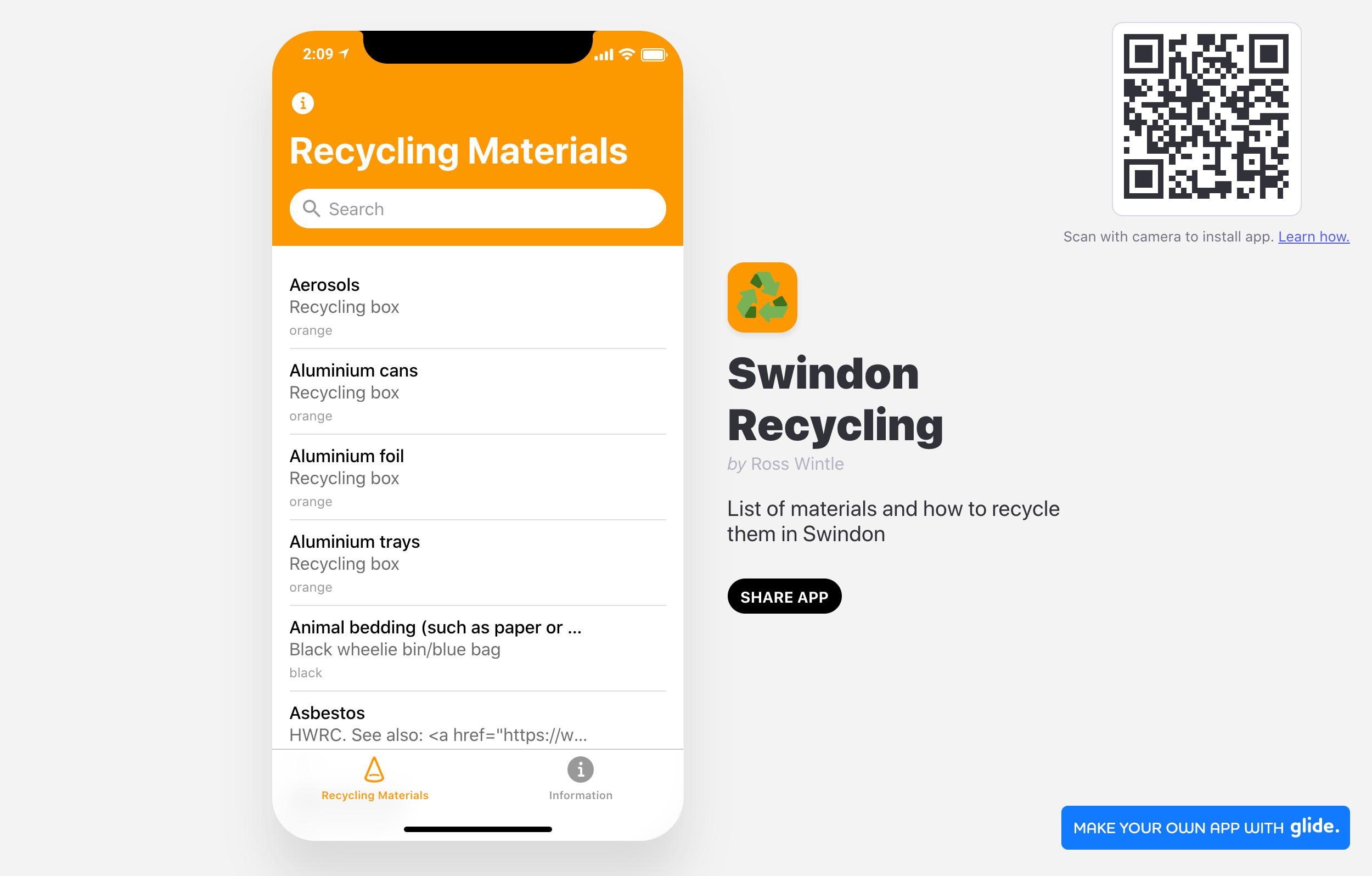 Swindon Recycling