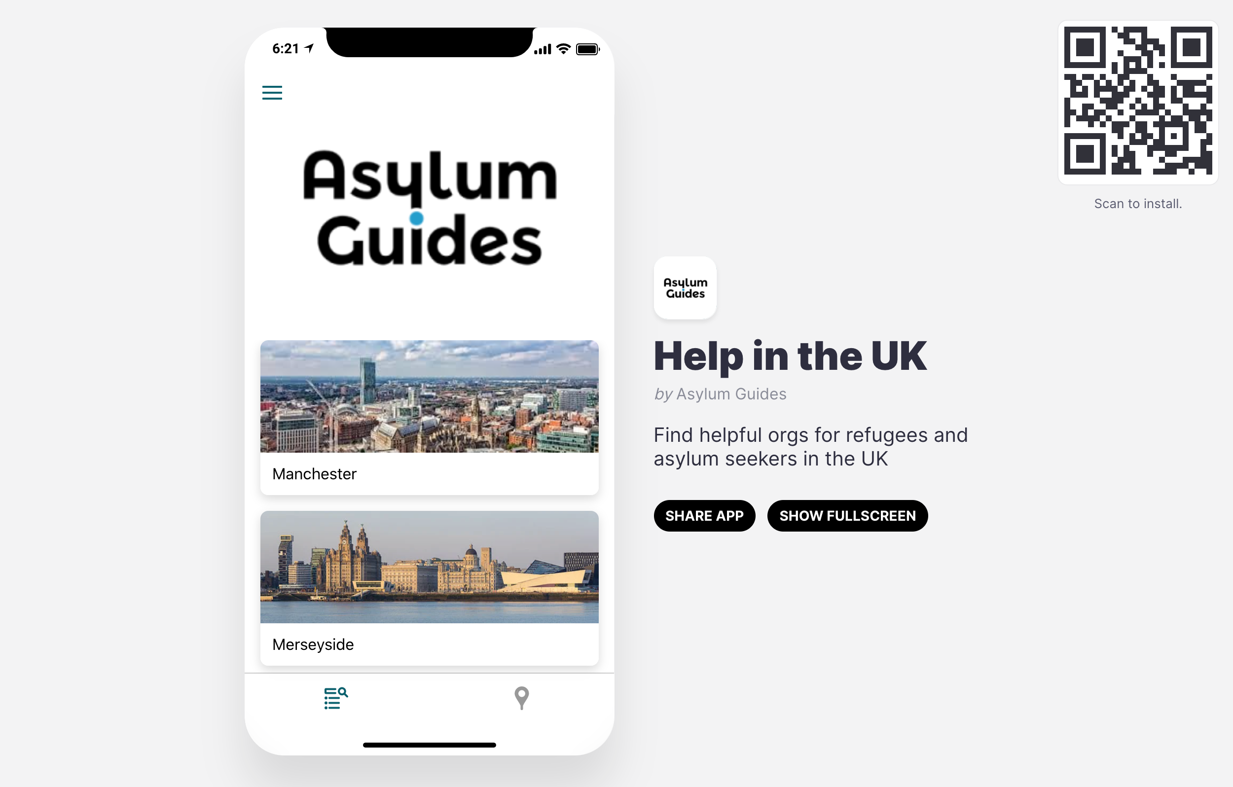 Asylum Guides - Help in the UK