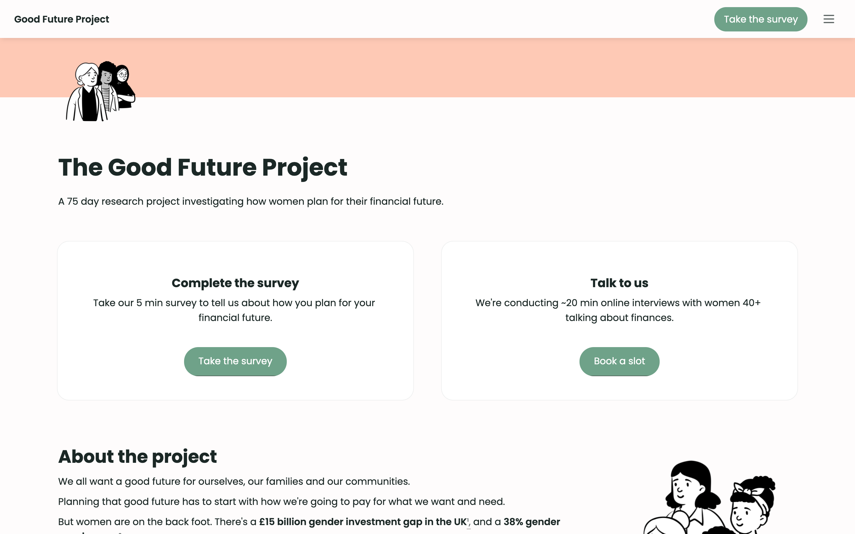 The Good Future Project