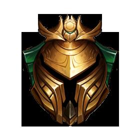 gold rank icon gamercraft