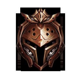 bronze rank icon gamercraft