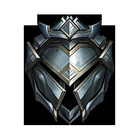 silver rank icon gamercraft