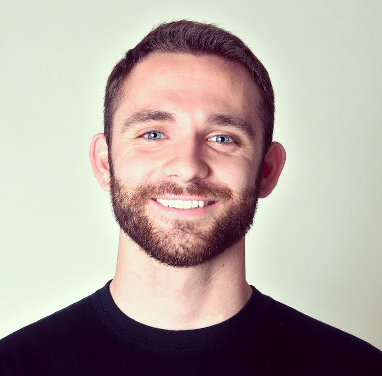 A photo of Josh Brown, the founder and designer of Brands By Brown.