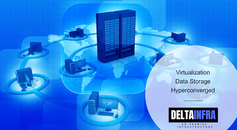 virtualization hci deltainfra