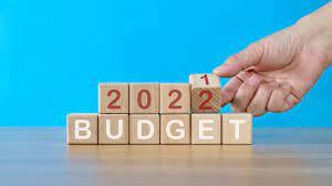 Budget 2022 Key Measures