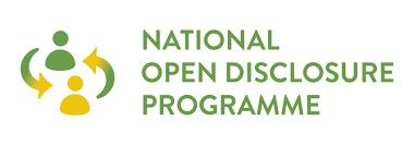 National Open Disclosure Programme Newsletter