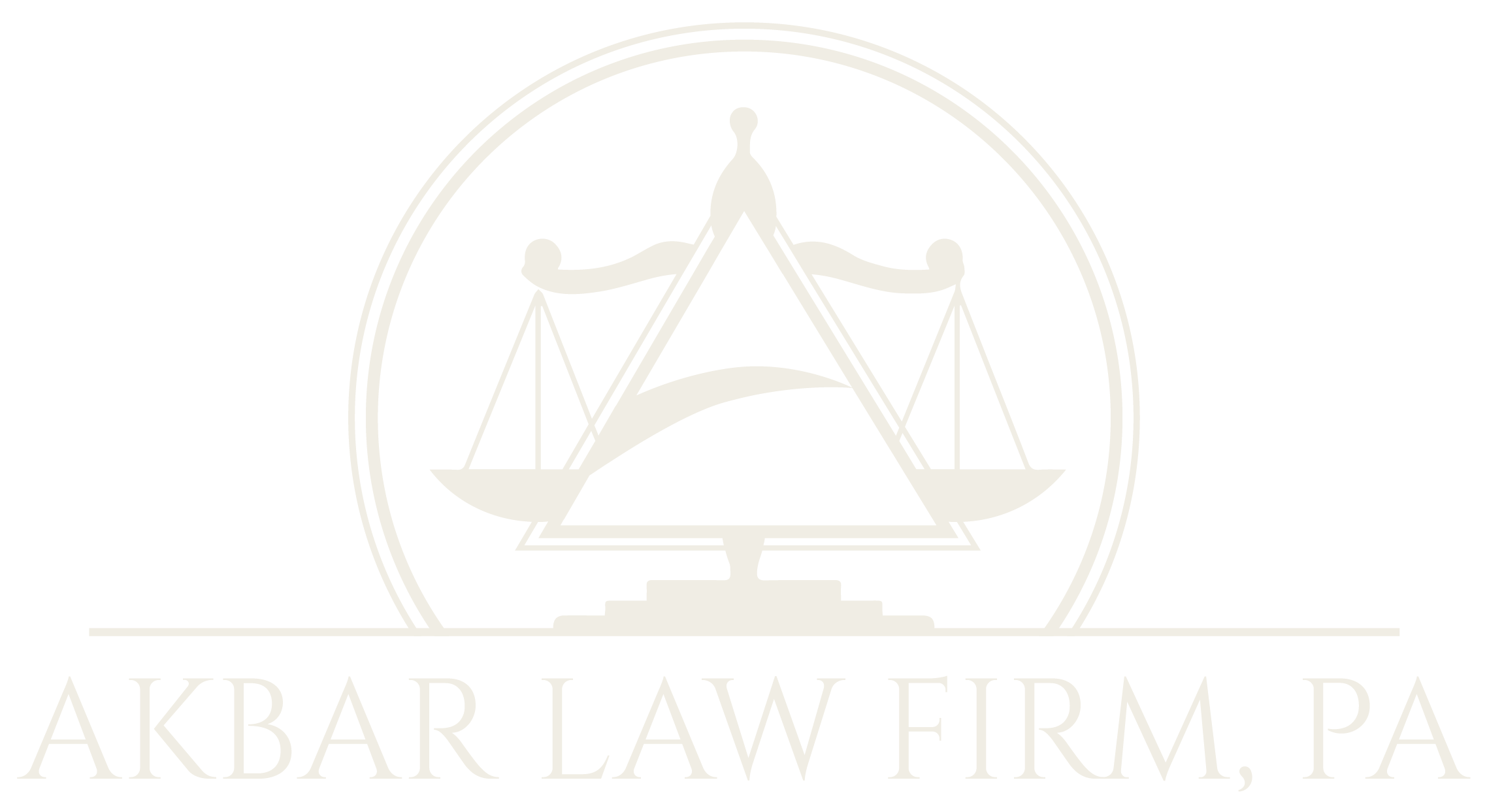 Akbar Law Firm Logo