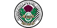 retired police logo