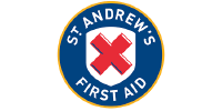 st Andrews first aid logo