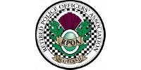 retired police logo