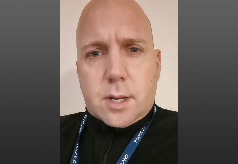Screenshot of Adam Small