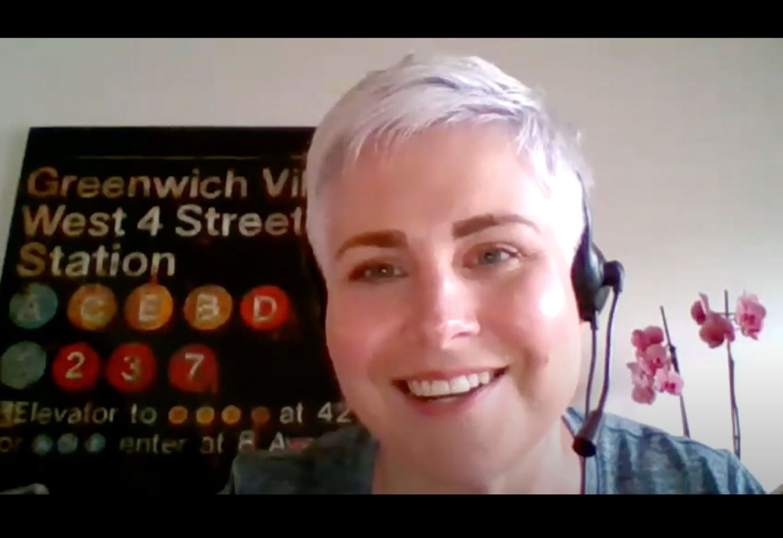 Screenshot of Laura