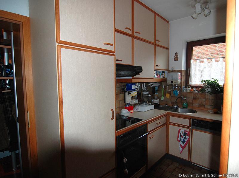 Alte Küchen vor dem Umbau